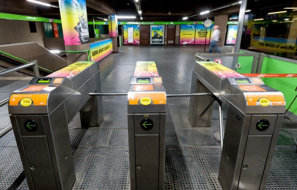 Metro Contactless